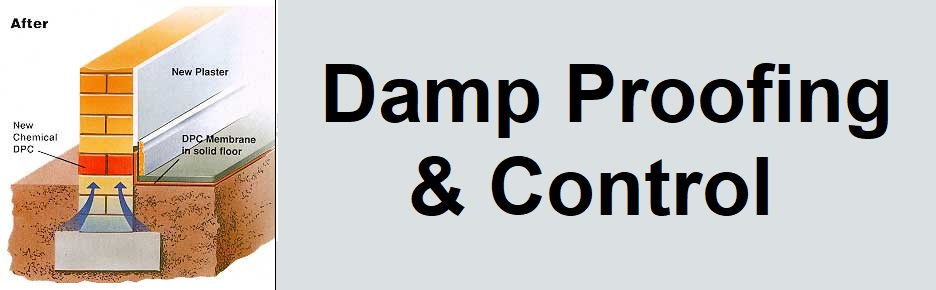 Damp Proofing & Control